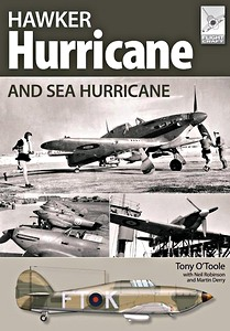 Boek: Hawker Hurricane and Sea Hurricane (Flight Craft)