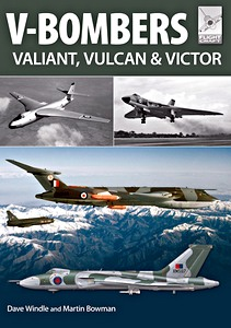 Boek : V Bombers : Vulcan, Valiant and Victor (Flight Craft)