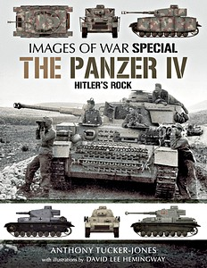 Boek: The Panzer IV : Hitler's Rock (Images of War)