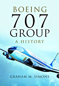 Boek: Boeing 707 Group: A History