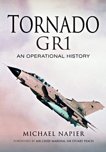 Boek: Tornado GR1 : An Operational History