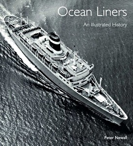 Livre : Ocean Liners : An Illustrated History