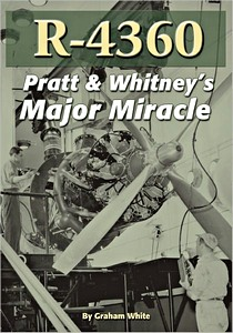Boek : R-4360 - Pratt & Whitney's Major Miracle