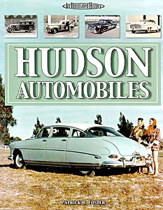 Boek: Hudson Automobiles - An Illustrated History