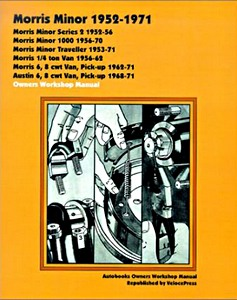 Boek: Morris Minor (1952-1971) - Owners Workshop Manual