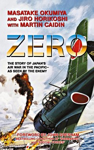 Boek: Zero - The Story of Japan's Air War in the Pacific - As seen by the Enemy