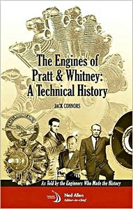 Boek : The Engines of Pratt & Whitney - A Technical History as Told by the Engineers Who Made the History