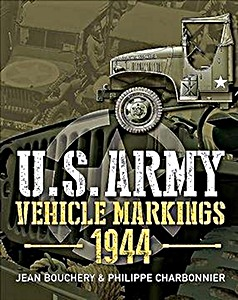 Boek: U.S. Army Vehicle Markings 1944