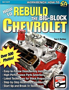 Livre : How to Rebuild the Big-Block Chevrolet (1965-1976)