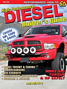 Livre : High-Performance Diesel Builder's Guide - GM, Ford & Dodge