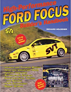 Boek: High Performance Ford Focus Builder's Handbook