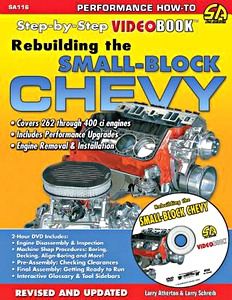Livre : Rebuilding the Small Block Chevy