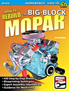 Boek: How to Rebuild the Big-Block Mopar