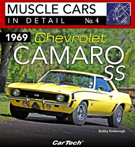 Boek: 1969 Chevrolet Camaro SS (Muscle Cars in Detail)