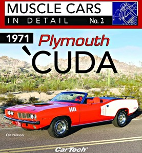Boek: 1971 Plymouth 'Cuda (Muscle Cars in Detail)