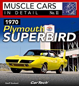 Boek: 1970 Plymouth Superbird (Muscle Cars in Detail)