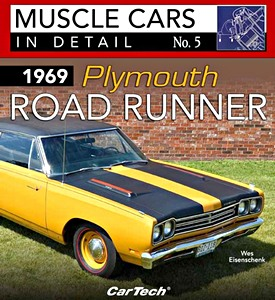 Boek: 1969 Plymouth Road Runner (Muscle Cars in Detail)