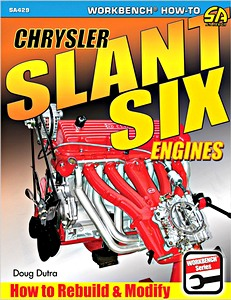 Boek: Chrysler Slant Six Engines (1959-2000) : How to Rebuild and Modify