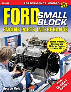 Boek: Ford Small-Block Engine Parts Interchange