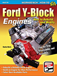 Boek: Ford Y-Block Engines (1952-1964) - How to Rebuild and Modify