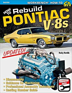 Boek: How to Rebuild Pontiac V-8s