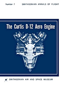 Boek : The Curtis D-12 Aero Engine