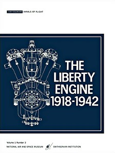 Boek : The Liberty Engine 1918-1942