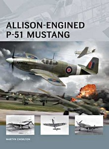 Boek: Allison-engined P-51 Mustang (Osprey)