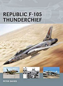 Boek: Republic F-105 Thunderchief (Osprey)