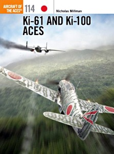 Boek: Ki-61 and Ki-100 Aces (Osprey)