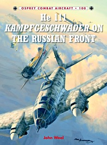 Boek: He 111 Kampfgeschwader on the Russian Front (Osprey)