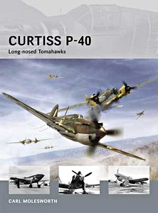 Boek: Curtiss P-40 - Long-nosed Tomahawks (Osprey)