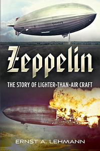 Boek: Zeppelin : The Story of Lighter-Than-Air Craft