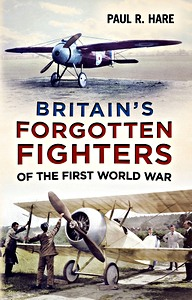 Boek : Britain's Forgotten Fighters of the First World War