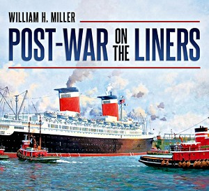 Livre : Post-War on the Liners