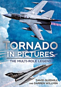 Boek: Tornado in Pictures : The Multi-Role Legend