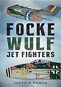 Boek: Focke Wulf Jet Fighters