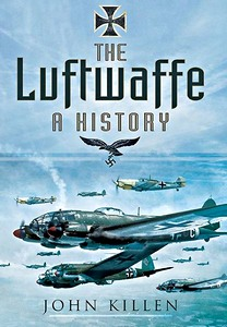Boek: The Luftwaffe: A History