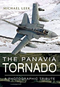 Boek: The Panavia Tornado - A Photographic Tribute