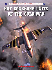 Boek: RAF Canberra Units of the Cold War (Osprey)