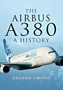 Boek: The Airbus A380 - A History