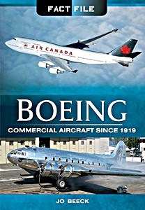 Boek: Boeing Commerical Aircraft (Fact File)