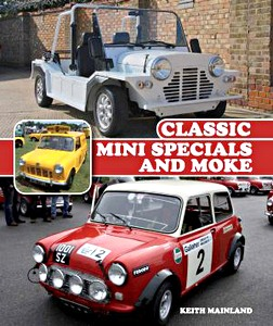 Boek: Classic Mini Specials and Moke
