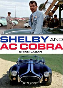Boek: Shelby and AC Cobra