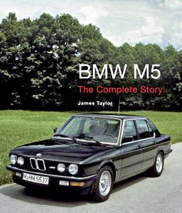 Boek: BMW M5 : The Complete Story