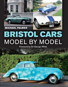 Boek: Bristol Cars - Model by Model