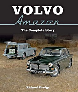 Boek: Volvo Amazon : The Complete Story