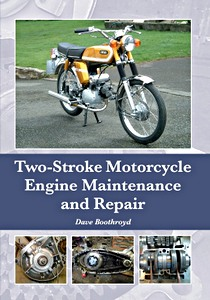 Livre : Two-Stroke Motorcycle Engine Maintenance and Repair