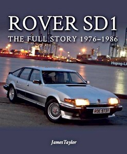 Boek: Rover SD1 : The Complete Story