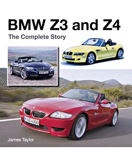 Boek: BMW Z3 and Z4 : The Complete Story
